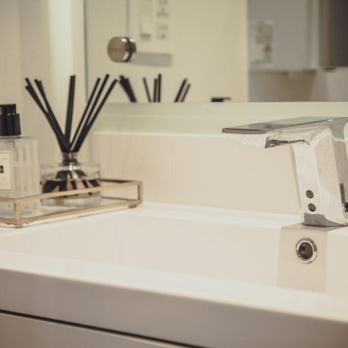Fitting Room Studio washroom